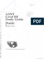 Welding-Basic Study Guide 1997