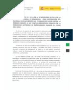2014-11-26-Instrucción Secretaría General Educación Distribución Material Escolar