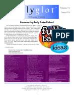 Polyglot Volume 4 Issue 14