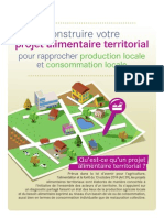 Projets Alimentaires Territoriaux