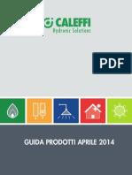 Guida Prodotti Caleffi 2014