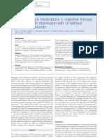 The British Journal of Psychiatry (2008) 192,