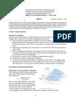 MIT cfd 2_29Fa11_quiz1