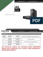 Manual de Serviços - Gabinete POS-SLIM