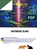 02 Ilmu Pengetahuan Dalam Islam