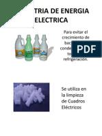 Presentacion Micro Industria Electrica y Alimenticia