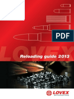LOVEX Reloading-Guide by Explosia 2013