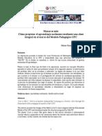 Diseño de Una Clase Mediante Aprendizaje Autonomo -UPC