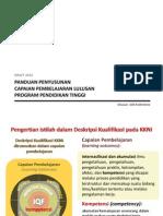 Panduan Penyusunan CP 2014