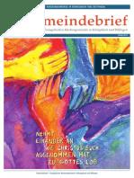 Gemeindebrief 2014 12 - Winter - 15. Ausgabe