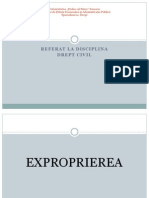 Exproprierea - Power Point