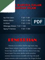 Presentasi Agama Islam(Hakikat Manusia)-Klpk 2