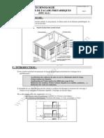 PANNEAUX PREFA Procedes Generaux de Construction