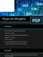 Grupo Do Nitrogênio