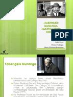 Apresentacao Kabenguele King