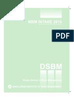 BIBM   MBM Intake 2015.pdf