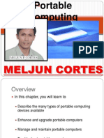 MELJUN CORTES Computer Organization Lecture Chapter19 Portable Computing