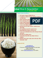 3rd December,2014 Daily Global Rice E-Newsletter by Riceplus Magazine