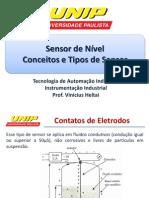 Sensores de Nivel 2