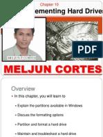 MELJUN CORTES Computer Organization Lecture Chapter10 HDD Hard Drive
