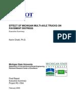 MDOT Research Report RC-1504 ExecSum 272183 7