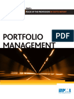 PMI Portfolio Management