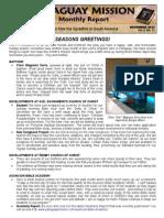 PY Mission Report - NOV 2014