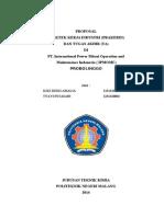 Proposal PKL IPMOMI 2014