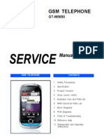 Samsung Gt-m5650 Lindy Service Manual
