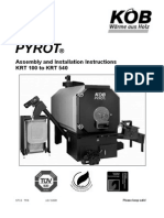 Pyrot Assembly Installation