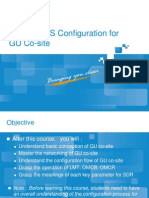 02 GU OC2021 E02 1 ZXSDR BTS Configuration for GU Co-site 134