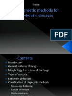 Diagnosis of Mycotic diseases.pptx