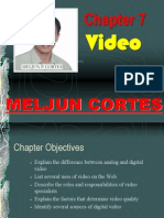 MELJUN CORTES Multimedia Lecture Chapter7 Video