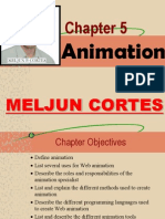 MELJUN CORTES Multimedia Lecture Chapter5 Animation
