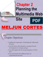 MELJUN CORTES Multimedia Lecture  Chapter2 Planning Multimedia Web Site