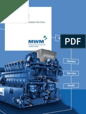 gas-engine-tcg-2032_en pdf | Biogas | Turbocharger