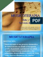 Definición de Musicoterapia Por Kenneth Bruscia