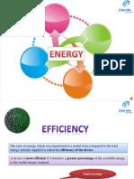 Energy transfers 3