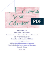 Cuento Peruano El Cuervo y El Condor