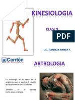 Clase Kinesiologia