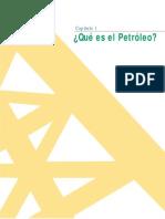 Teoria de Origen Del Petroleo