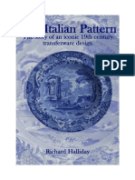 Sample Pages from The Italian Pattern Book
