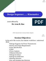 Design Sequence Kinematics