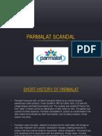 Parmalat Scandal