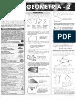 Resumão - Geometria II.pdf