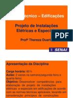 Projetos Instalações Eletricase Especiais