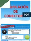 Clasificacion de Conectores