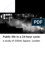 Public Life in 24-Hour Cycle