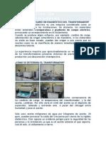 Diagnóstico de Transformadores