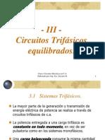TEMA III - Teoría CA - Circuitos Trifásicos equilibrados.ppt